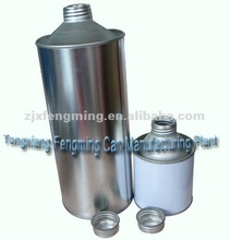 1000ml, 200ml Cleaning agent can, pvc screw top can