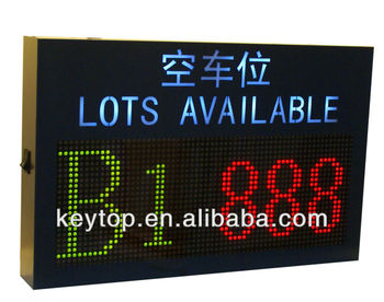 heads up display with metal letters and numbers/led open signboard with outdoor waterproof