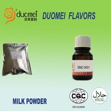 milk flavor powder flavor
