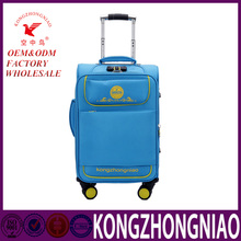 New Wholesale Business Luggage Trolley Suitcase 20/24/28/32 stock luggage