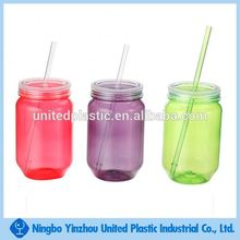 720ml healthy snacks plastic mason jars