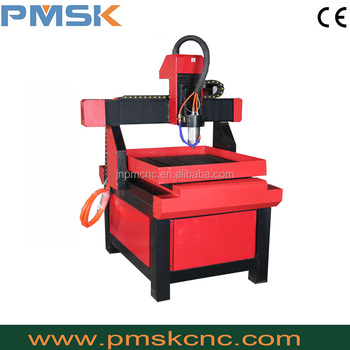 PMSK High Quality 1500W Spindle CNC 6040 cnc software