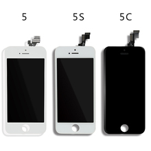 Mobile Display For Iphone 5 5s 5c , Lcd For Iphone 5 , Replacement Screen For Iphone 5s