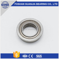 small rotary motor miniature ball flange bearing 6*10*3mm kyk bearing