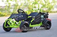 80cc 4 Stroke Gas Powered Kids offroad go kart