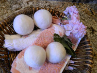 100% Natural Fabric Softener Handy Laundry Sheep Wool Dryer Balls