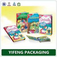 2015 colorful printing children board book