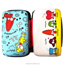 Durable EVA PU smiggle Pencil Case for girl teenagers