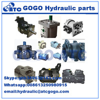 Hydraulic Gear Pump Machine Hydraulic Parts