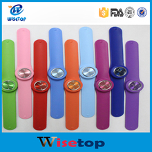 Silicone Slap Jelly Candy Slap Jelly Quartz Fashion Wrist Watch