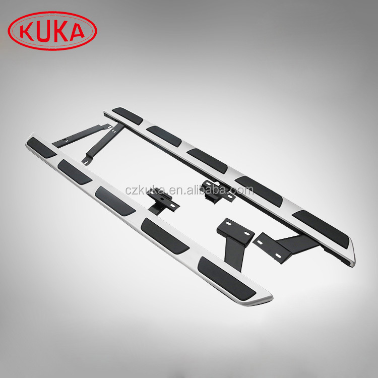 Wholesale Stainless Steel Running Board for Audi Q5 Accessories