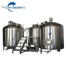 2018 copper plating equipment insulated mash tun conical fermenter
