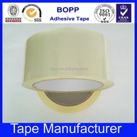 Online shopping whlolesale acrylic clear adhesive bopp tape for carton sealing