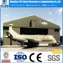 Hot selling aircraft hangar with CE certificate