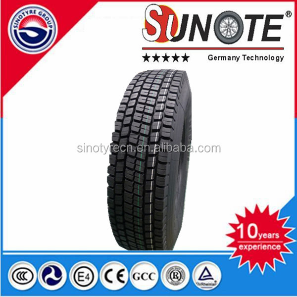 sinotyre container load heavy dump truck tires