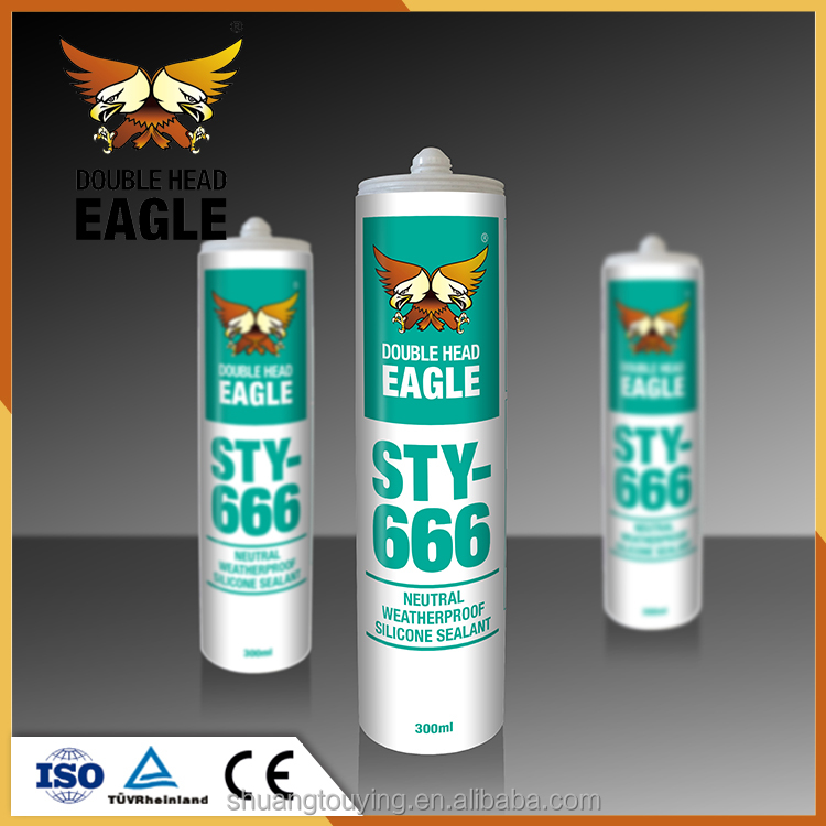 Super Quality Single Component Silicone Sealant Joint