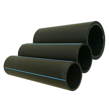 ISO4427 ISO9001 Buried PN4 PN6 PN10 HDPE Irrigation Pipe