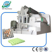 High quality manufacture paper egg tray whole production line