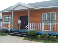 Shandong Portable light steel structure prefabricated container houses manufacturer