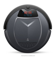 hotel clean intelligent robot vacuum cleaner
