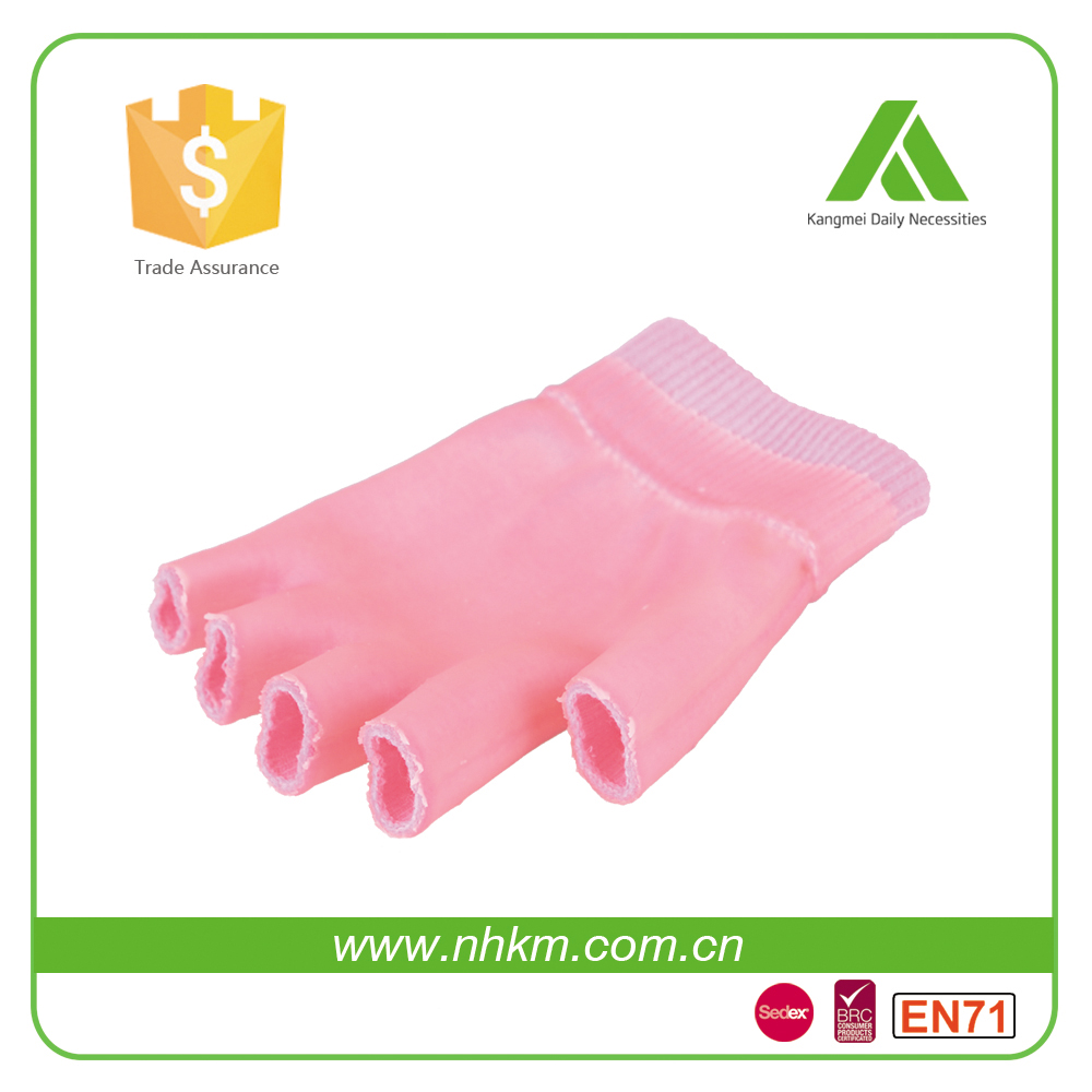 Wholesale Colors Essential Oil Spa Moisturizing gel socks and gel gloves, Hand and foot Care