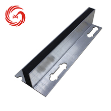 Aluminium expansion joint covers for ceramic tile