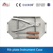 Name of orthopedic instruments for rib plate,medical instrument