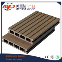 waterproof hollow pool deck durable composite decking tiles floor
