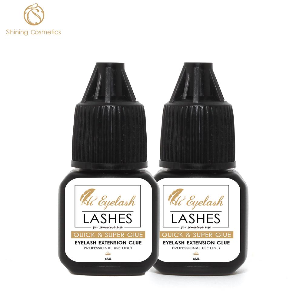 330e1061c1a 5ml Hieyelash Fast Drying 1 Second Professional Eyelashes Extension Glue  For Sensitive Eyes Made In Korea Last 6-7 Weeks - Buy 5ml Eyelash  Adhesive,Eyelash ...