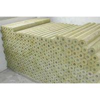 Best Quality Rockwool Pipe Insulation With
