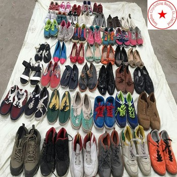 used shoes from singapore