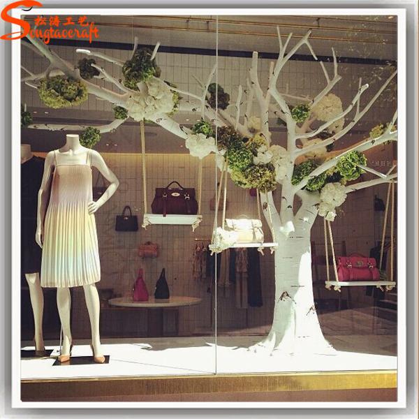 Plastic faux manzanita tree dry tree for decoration - Ramas de arbol para decoracion ...