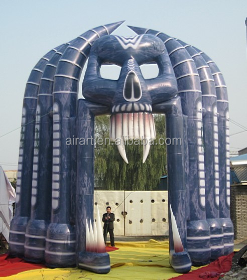 holiday decoration giant halloween inflatables