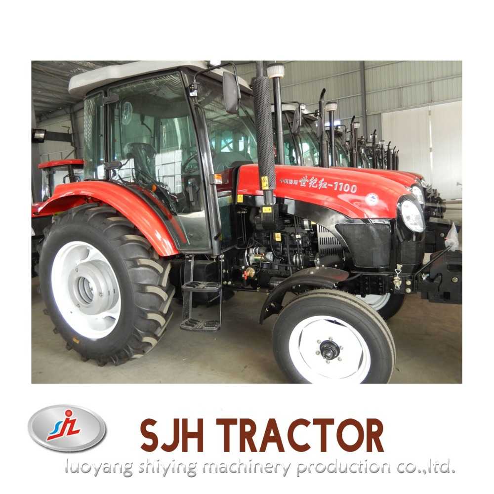 SJH110HP types of four wheelers tractor