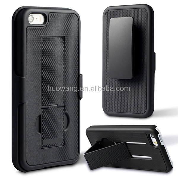slip -on sliding sleeve belt clip cover case for iphone 6