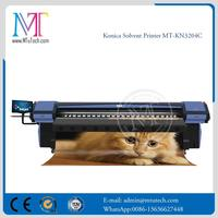 Large Format Advertising Cloth Knife Coated Substrate motorcycle decal printing machine