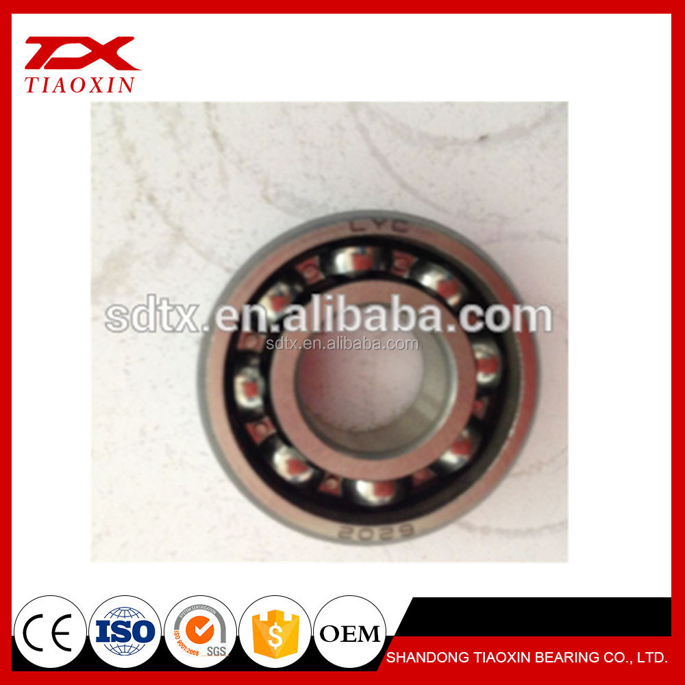 China factory price roller deep groove ball bearing 62210 hoverboard electric skateboard ball bearings