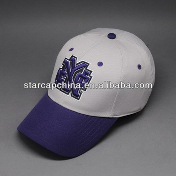 WHOLESALE CUSTOM BASEBALL CAP WITH 3D EMBROIDERY
