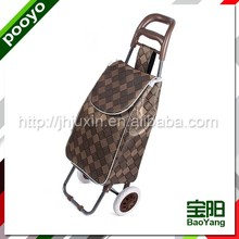 foldable shopping cart my better shopping push cart