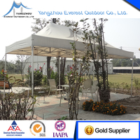 Excellent quality promotional aluminium quick folding tent
