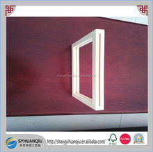 unfinished plain wooden picture photo frame wholesale