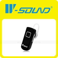 Wsound WK200 new product Wsound headphone headset earhook earphone earpiece MP3 player