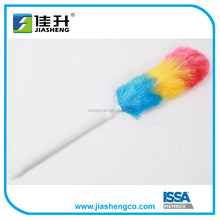 Static Duster or Colorful Economic Polywool Duster with Telescopic Handle