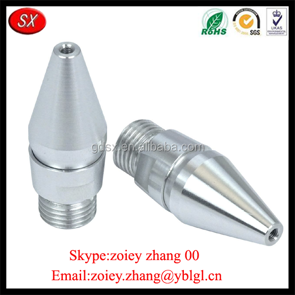 China Supplier Custom High Pressure Adjustable Copper Energy Saving Air Nozzles