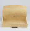 Pine wood sea food giftt package box /poplar birch wood veener magerial packge box