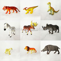 cheap price small figures toys, small animal figures