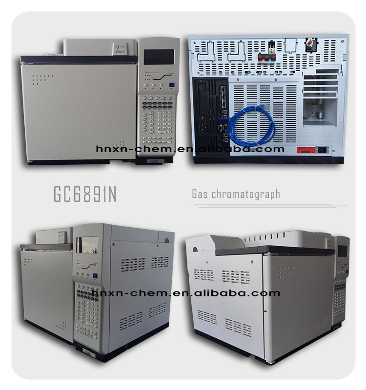 Hot sales gas chromatography testing -used in laboratory