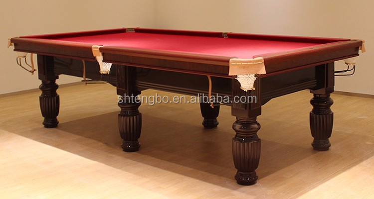 Ecnomic billiard table 8ft 9ft cheap pool table for sale for 10 foot snooker table for sale