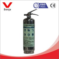 Types of fire fighting equipment water based fire extinguisher
