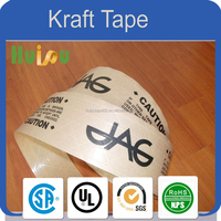 China reliable manufacturer wet-water kraft paper tape water proof